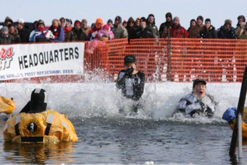 2010 winner maple lake ice fishing derby minnesota for Ice fishing derby